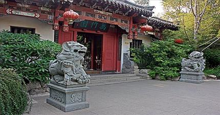 济南老火车站手绘