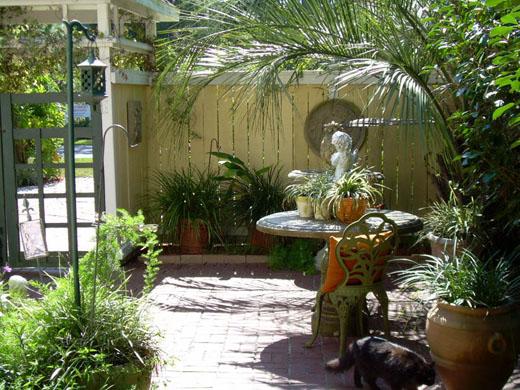 庭院景观是整个庭院的灵魂所在